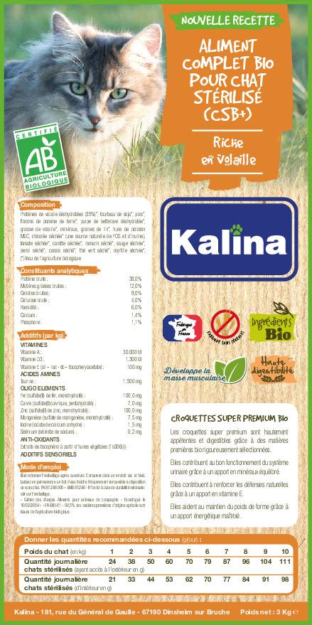 kalina csb+