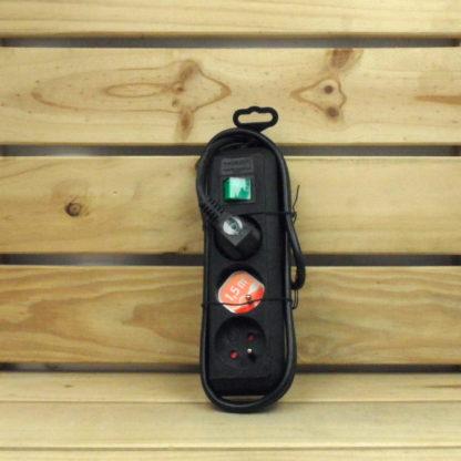 Accessoire Electrique Brennenstuhl - Multi-Prise 3 Socles 1,5m 3500w Avec Interrupteur