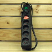 Accessoire Electrique Brennenstuhl - Multi-Prise 6 Socles 1,5m 3500w Avec Interrupteur