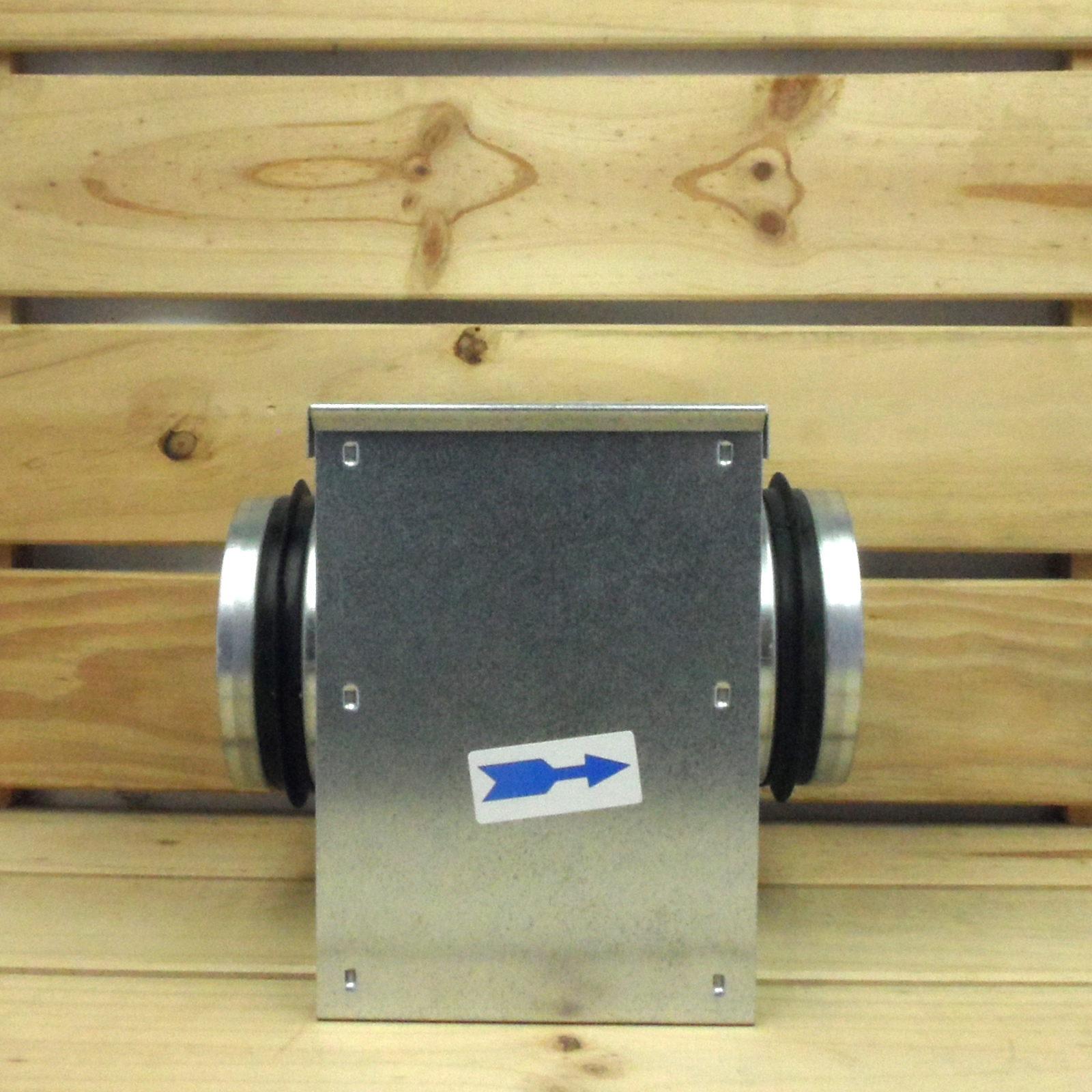 Accessoire Gaine - Filtre A Particules 100mm