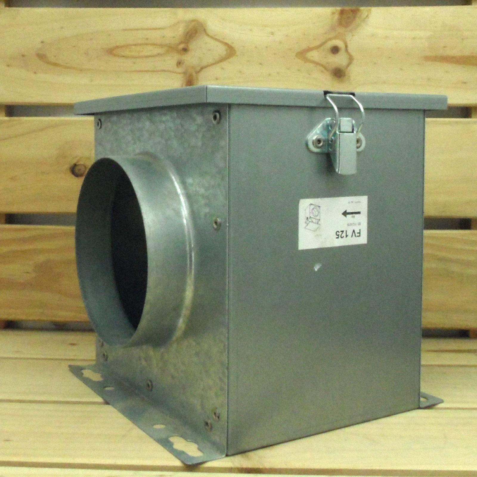 Accessoire Gaine - Filtre A Particules 125mm