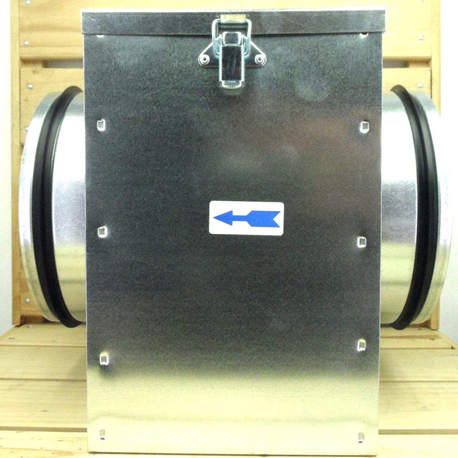 Accessoire Gaine - Filtre A Particules 200mm