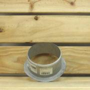 Accessoire Gaine - Flange Galvanisée 100mm