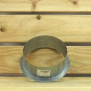 Accessoire Gaine - Flange Galvanisée 125mm