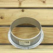 Accessoire Gaine - Flange Galvanisée 150mm