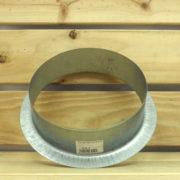 Accessoire Gaine - Flange Galvanisée 160mm