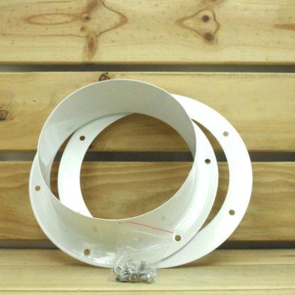 Accessoire Gaine - Flange Universelle 125mm