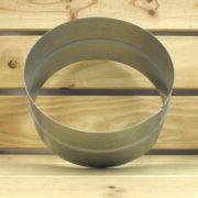 Accessoire Gaine - Jonction Galvanisée 200mm