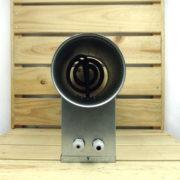 Accessoire Gaine Vents - CHAUFFAGE 125mm 600W 60m³/h 50°C
