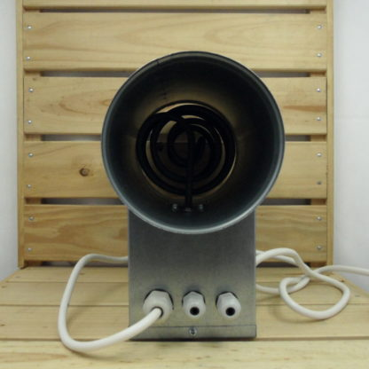 Accessoire Gaine Vents - CHAUFFAGE 125mm 1200W 120m³/h 50°C
