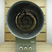 Accessoire Gaine Vents - CHAUFFAGE 250mm 1200W 180m³/h 50°C
