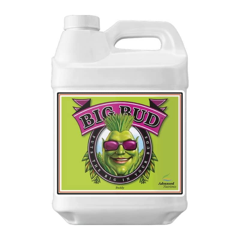 advanced nutrients big bud liquid ml auxine jardinerie alternative colmar