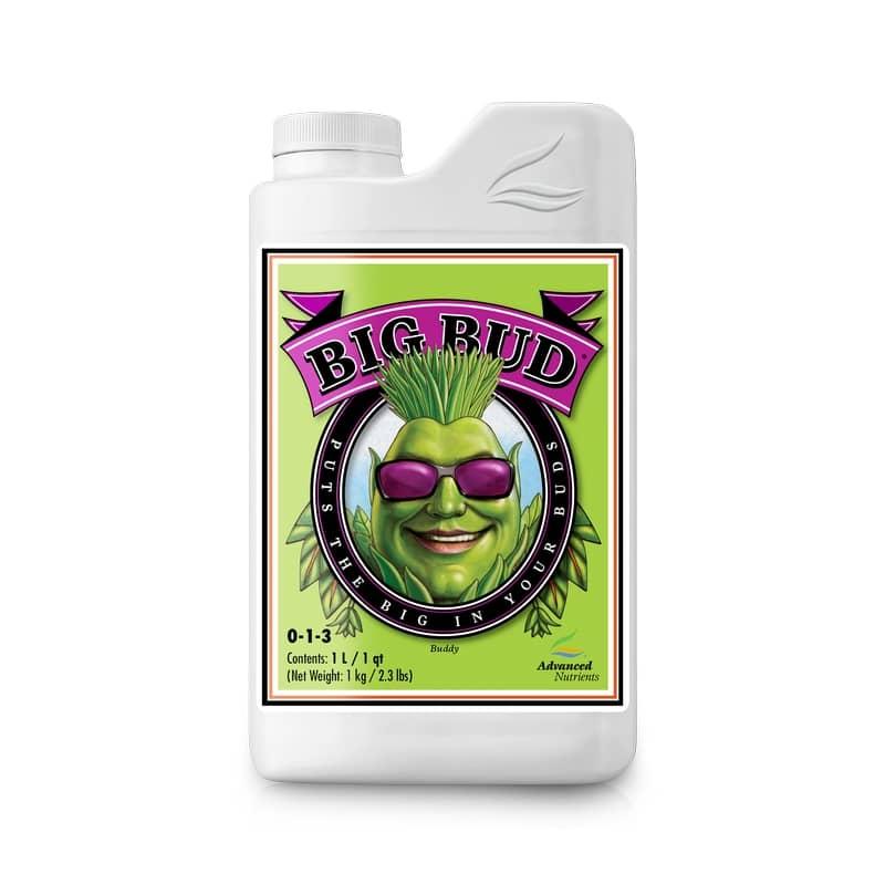 advanced nutrients big bud auxine jardinerie alternative colmar