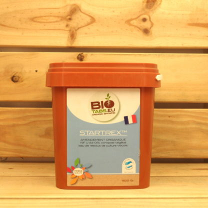 Amandement Organique BioTabs - Startrex 1500g