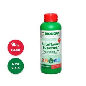 autoflower supermix l bionova universal main fertilizer