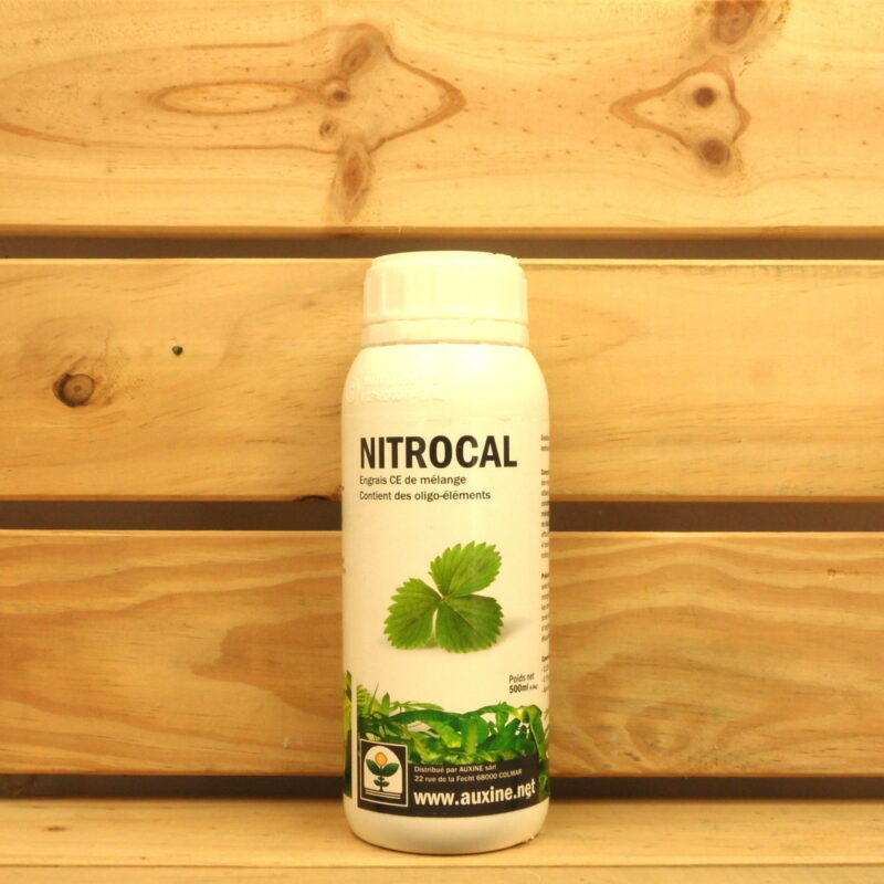 auxine engrais mineral nitrocal 500mL