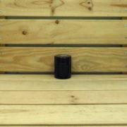 Boite Conservation Alimentaire TightVac Ø5,5cm ⇡7cm ❑0,12L
