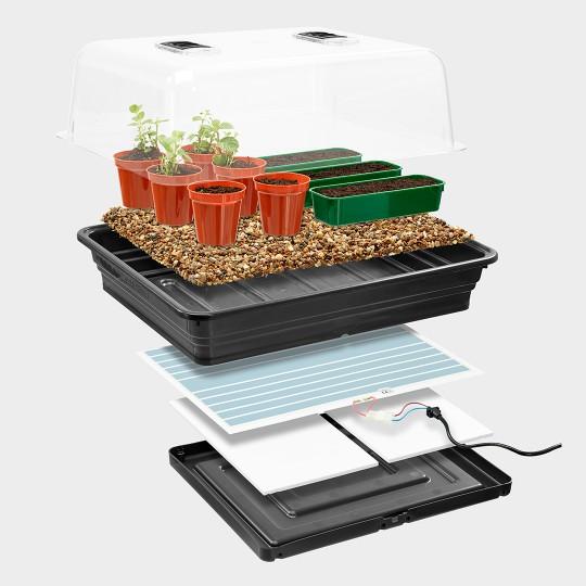 bouturage germination stewart serre variable en temperature surface 520x420mm hauteur 240mm 22w 4 1