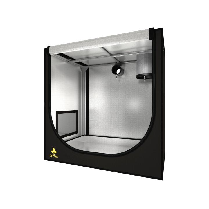 chambre de culture secret jardin dark propagator dp90 90x60cm hauteur 90cm 0