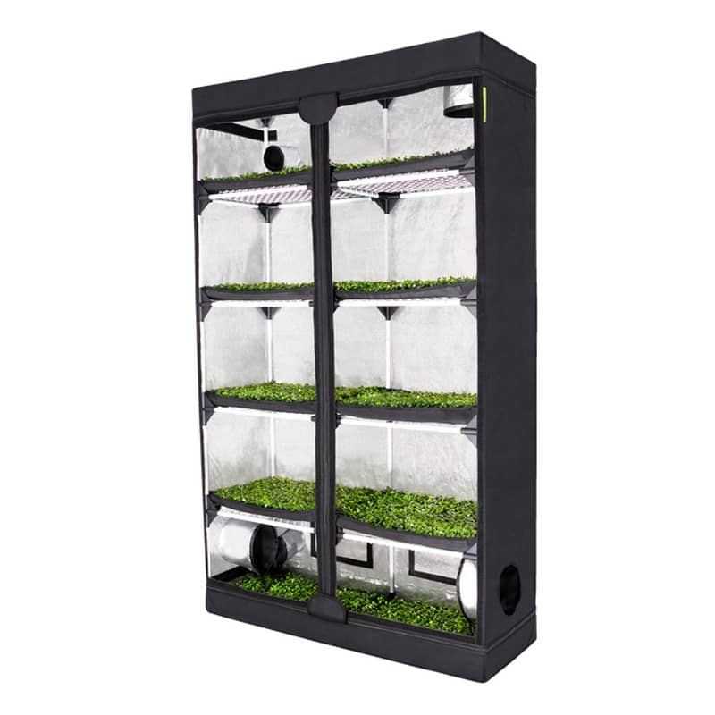 chambre de culture serre semis bouture propagator XL xx garden highpro