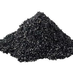 charbon actif brut