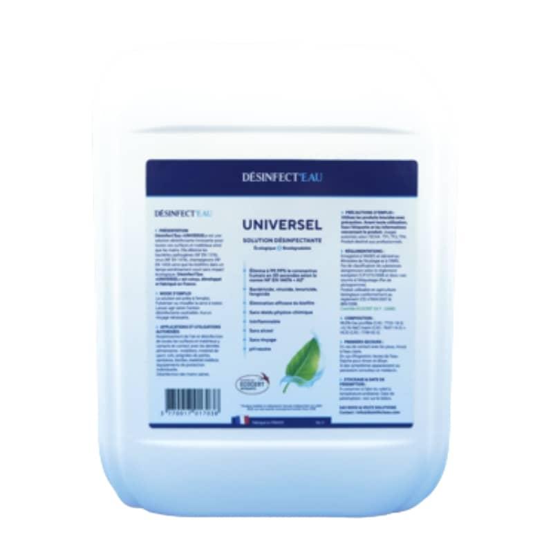 desinfecteau gel desinfectant main bio