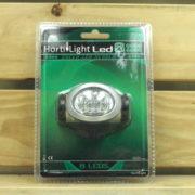 Éclairage Horticole Horti Light - LAMPE FRONTALE 8 LED VERTE