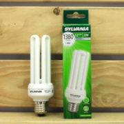 Éclairage Horticole Lampe CFL Sylvania MINI LYNX FAST START 860 – U4 23W 6000°K CROISSANCE E27
