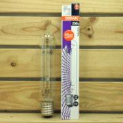 Éclairage Horticole Lampe HPS Osram Vialox - NAV-T 4Y SUPER 250W 2000°K FLORAISON E40