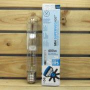 Éclairage Horticole Lampe MH PowerPlant - SUPERVEG 400W 4000°K CROISSANCE E40