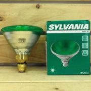 Éclairage Horticole Sylvania - SPOT VERT PAR37 Ø120mm 80W E27 30°