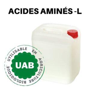 engrais liquide biostimulant acides amines levogyre
