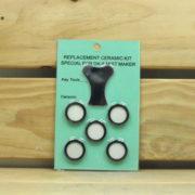 Entetien Humidificateur Mist Maker - Ceramique 20mm 5X Pour Brumisateur