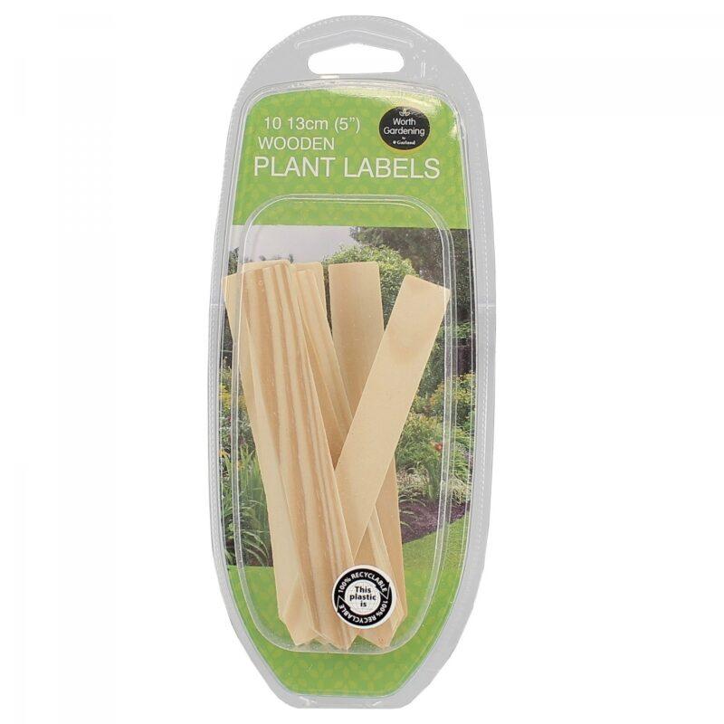 etiquette plante bois