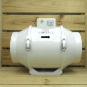 Extracteur Aéraulique 2 Vitesses Vents TT150V - 150mm - 520m³/h - 60W
