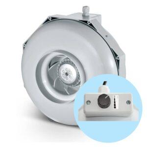 extracteur ventilation can fan rk ls vitesses auxine jardinerie alternative colmar