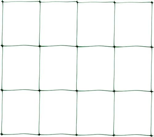 filet blanc mailles de 17 par 15cm vendu au metre lineaire