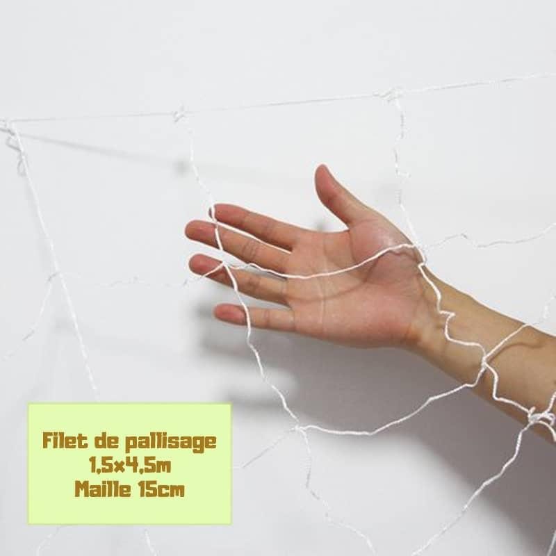 filet palissage cm x cm trellis netting maille cm auxine jardinerie alternative