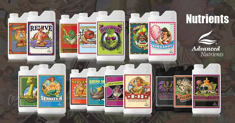 gamme advanced nutrients auxine jardinerie alternative colmar