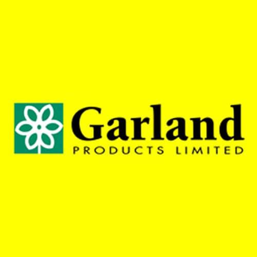 garland products logo materiel de jardinage