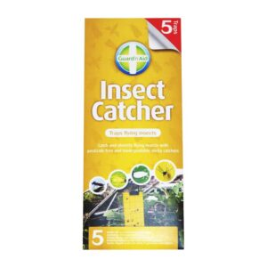 guard n aid insect catcher pieges jaune hydrogarden