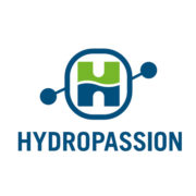 Logo officiel de la marque HydroPassion