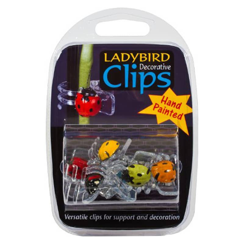ladybug clip pinces coccinelles pack blister growth technology orchid focus auxine jardinerie alternative colmar