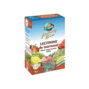 lecithine de tournesol fongicide cp jardin