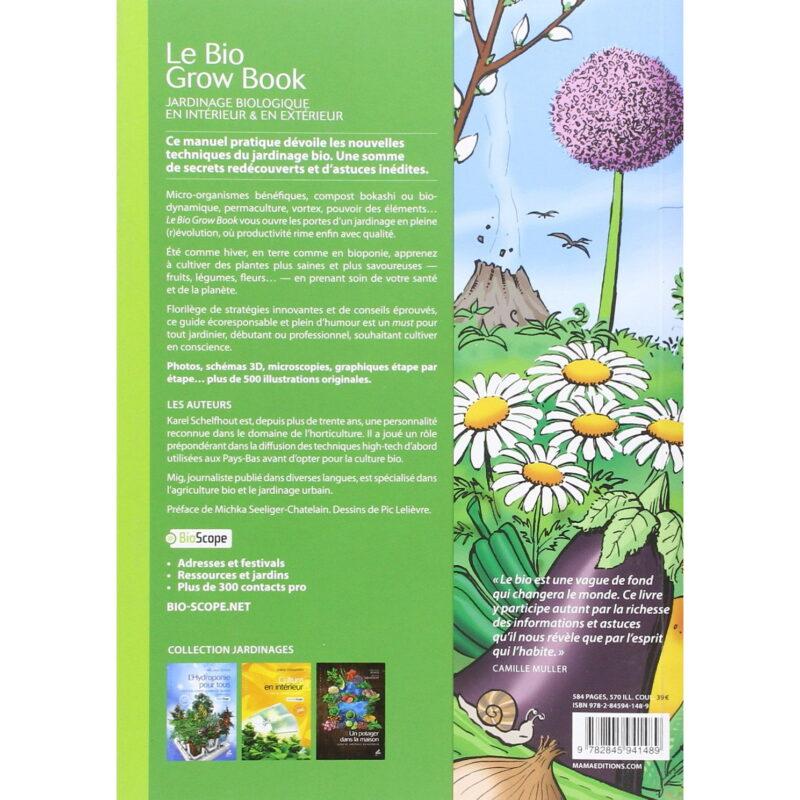 livre mama editions bio grow book jardinage biologique interieur exterieur 02