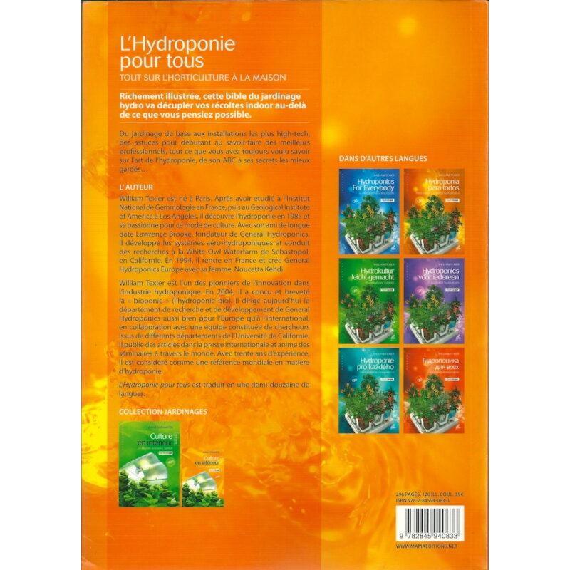 livre mama editions l hydroponie pour tous tout sur l horticulture a la maison 02