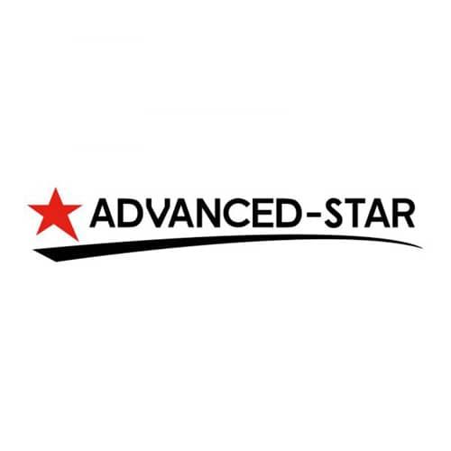 logo advanced star