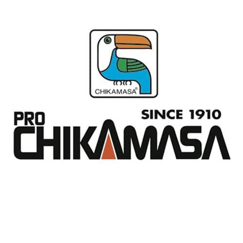 logo chikamasa taille ciseau epinette secateur cisaille acier japonais