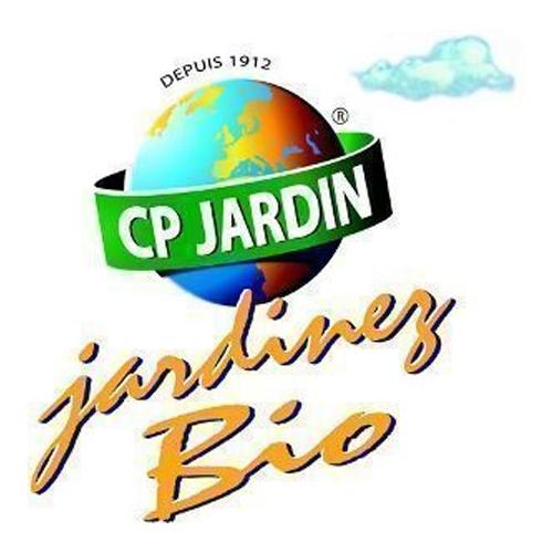 logo cp jardin agriculture biologique