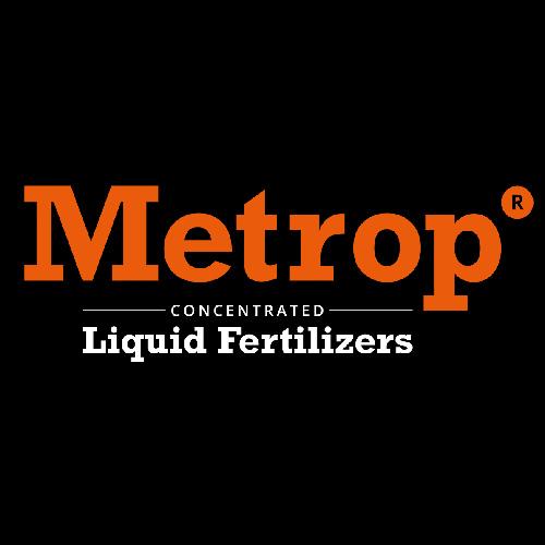 Logo officiel de la marque Metrop